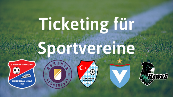 Banner Ticketing für Sportvereine