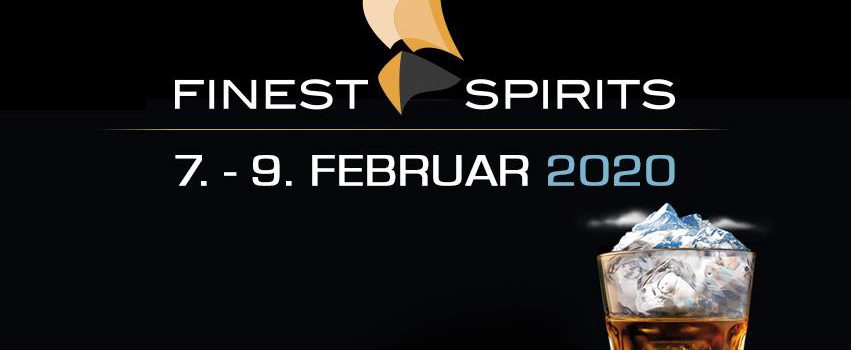 Finest Spirits header