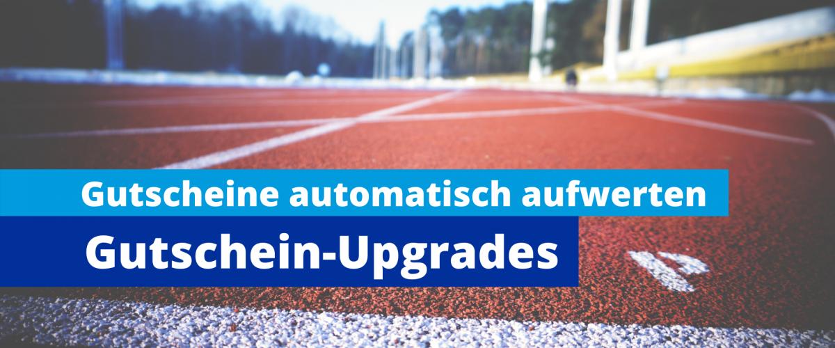 Gutschein_Upgrade einrichten