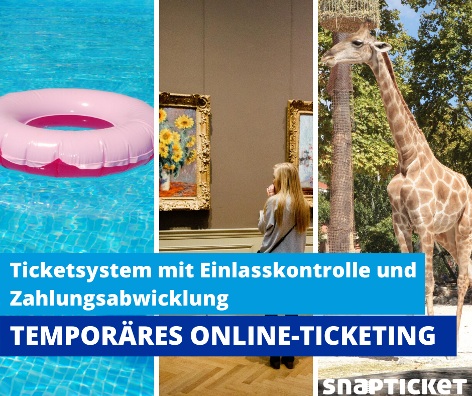 Temporäres Ticketing